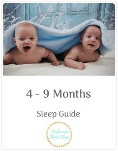 4-9 Month Sleep Guide