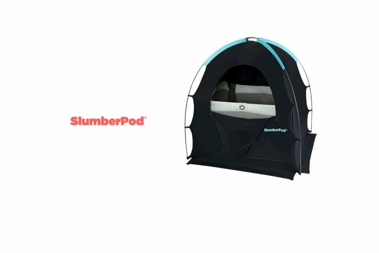 Read more about the article Sleep on the go – Slumber Pod